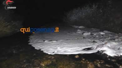 """Photo of VIDEO – Blitz """"Arsenico"""", nel Mucone elementi inquinati 40mila volte superiori ai limiti"""