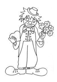 Disegni da colorare sul circo - Immagini per bambini da ...