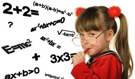 Risultati immagini per bambino e matematica