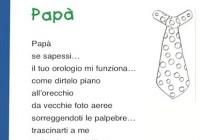 Poesie Per La Festa Del Papà Per Bambini Della Scuola