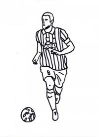 Disegni Da Stampare Gratis Della Juventus Artstage