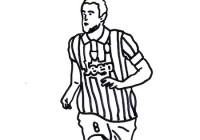 Disegni da colorare sul calcio - Immagini di Calcio da ...