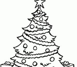 Dettagli natale immagini di natale da stampare e ritagliare per le feste. Albero Di Natale Da Colorare Cose Per Crescere