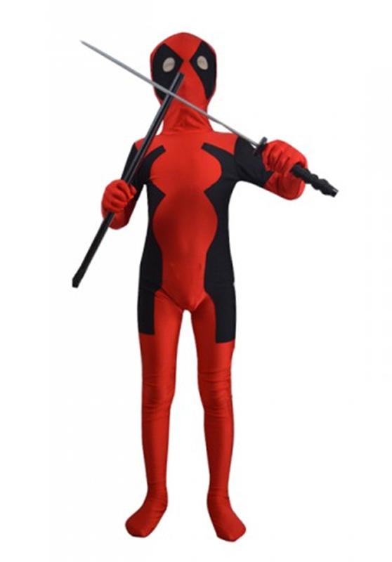 Kids Suit Deadpool