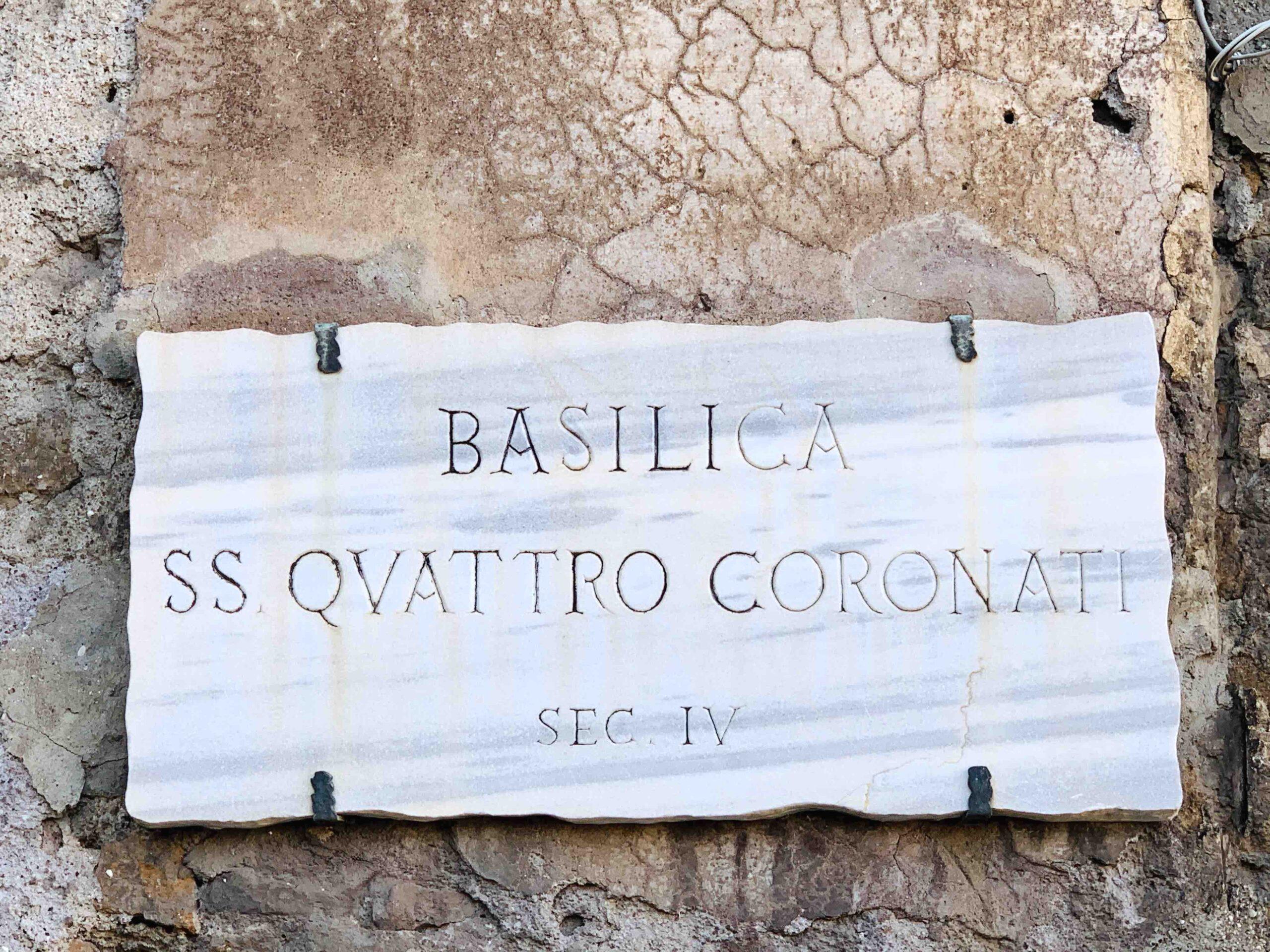 Rome Quattro Coronati