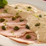 Vitello Tonnato – Veal with Tuna Sauce