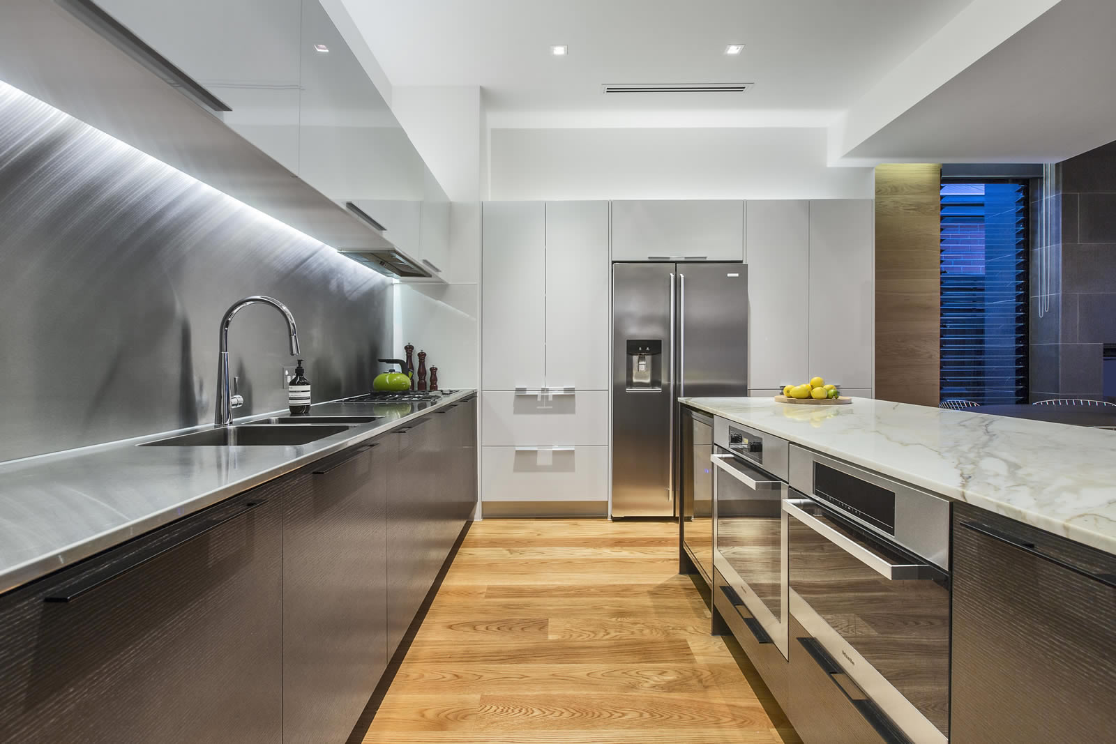 Small Kitchen Design Melbourne