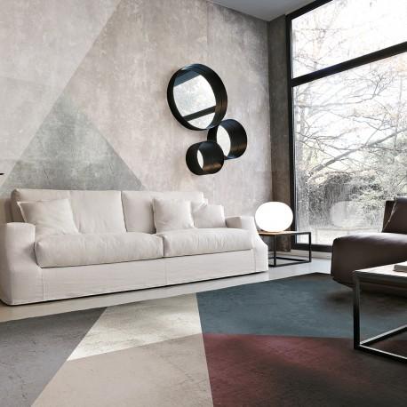 Geometric tappeto
