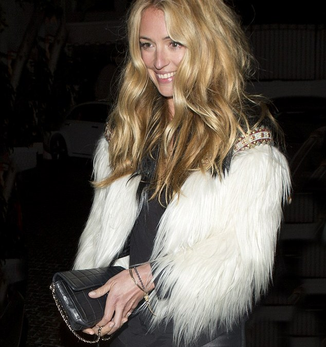 Celeb Beauty: Cat Deeley