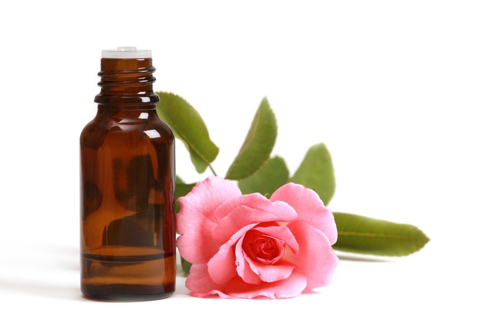 The Beautiful Rose Oil