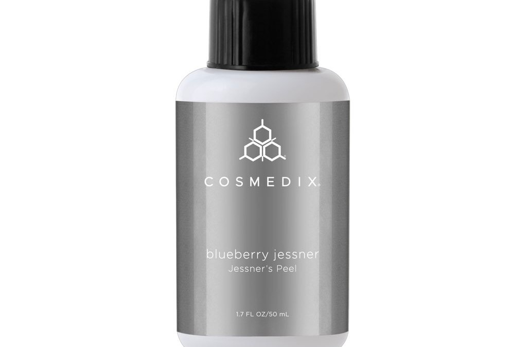 CosMedix Blueberry Jessner Peel – Treatment Spotlight