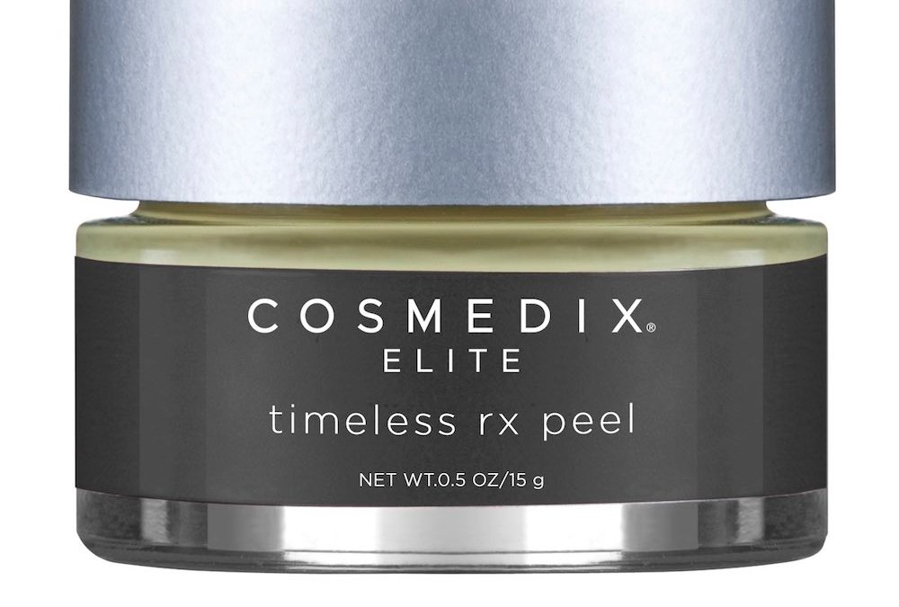 CosMedix Timeless Peel – Treatment Spotlight