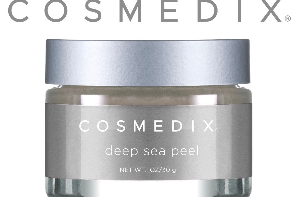 CosMedix Deep Sea Herbal Peel – Treatment Spotlight