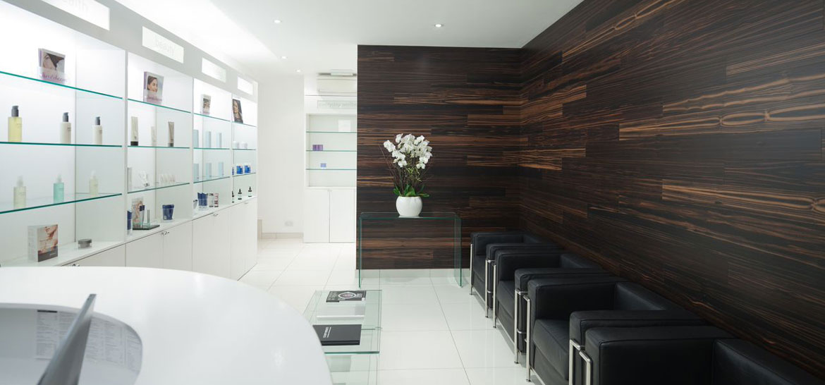 Clinic Tour  Photographs of Cosmetech Chelsea Private Clinic and Maypole Clinic
