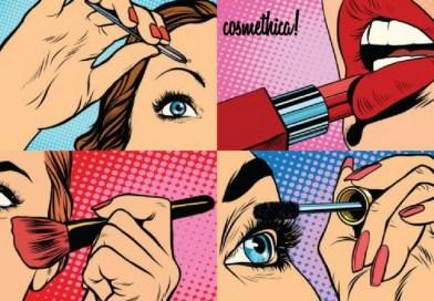 Maquiagem com proteção solar pode ser um agente antienvelhecimento