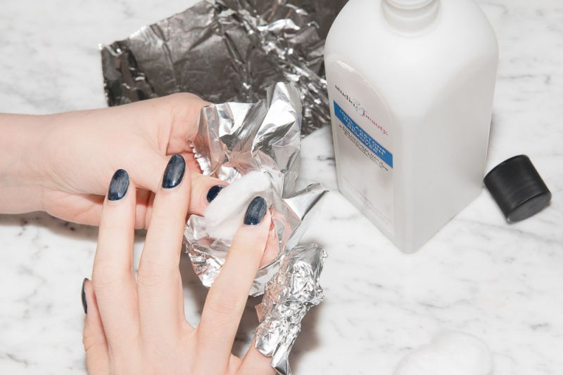 How To Remove Gel Nail Polish (With And Without Acetone ...
