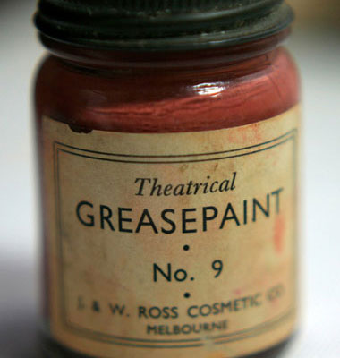 Cosmetics and Skin Greasepaint