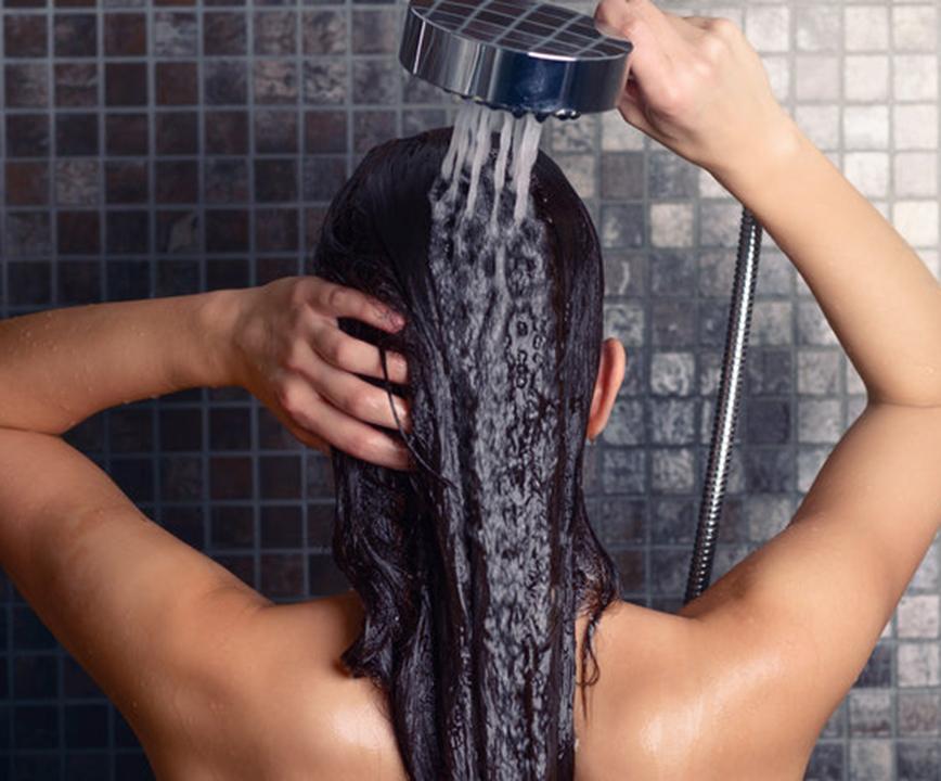 Wash Your Hair Alternatively