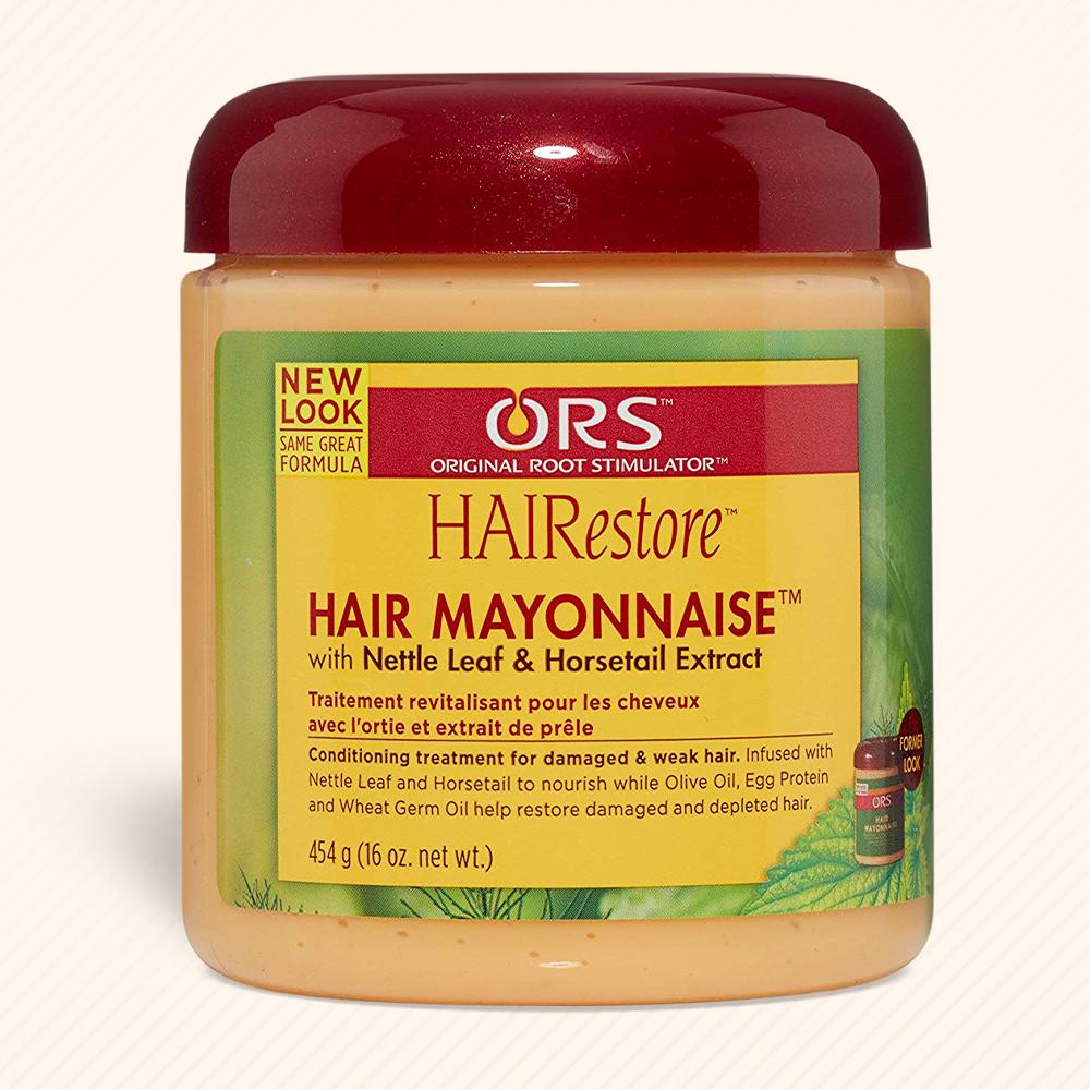 best mayonnaise for hair
