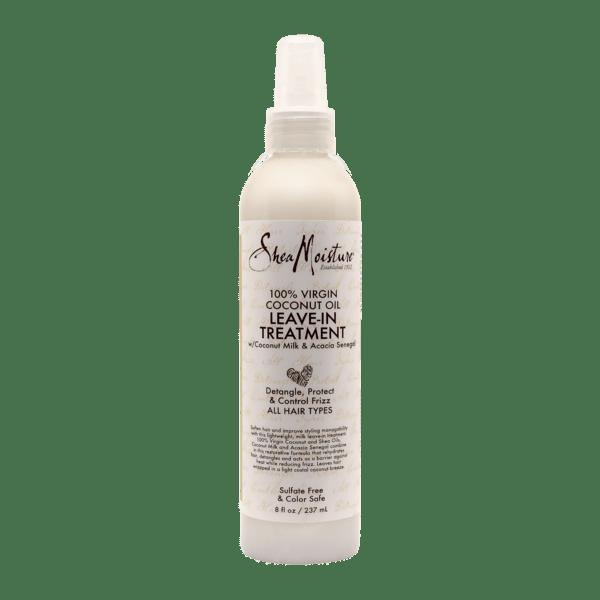 shea moisture leave in treatment conditioner