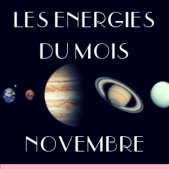 En direct du ciel Novembre