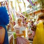 Mardi Gras Day on Esplanade Ave., 2008