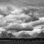 Grand Teton National Park, taken from Jackson Lake Lodge