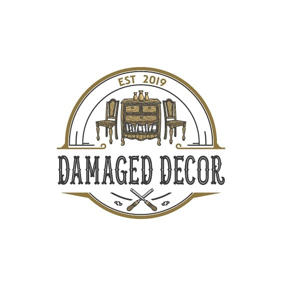 Damaged Decor