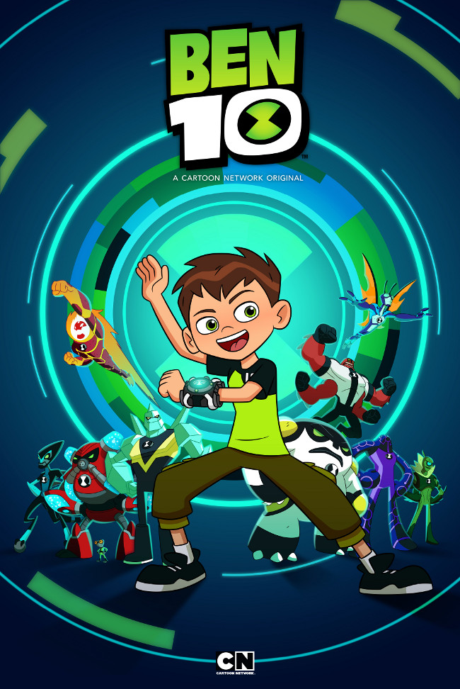 New Ben 10 Series Debuts On Cartoon Network Cosmic Book News