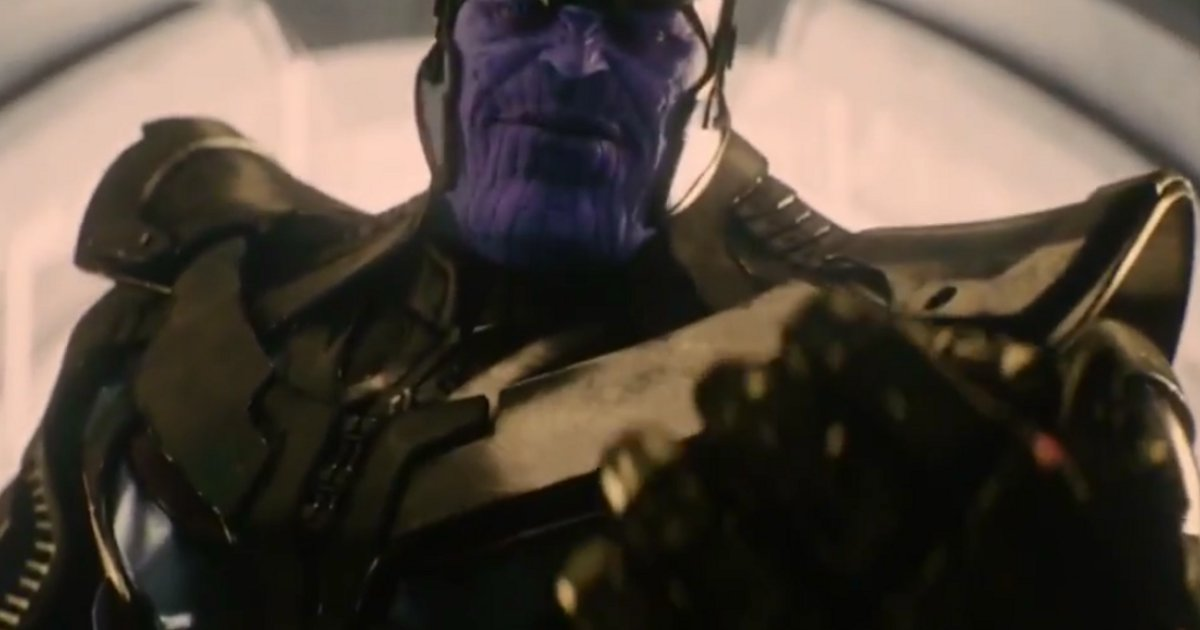 Watch Avengers Age Of Ultron Thanos Post Credit Scene