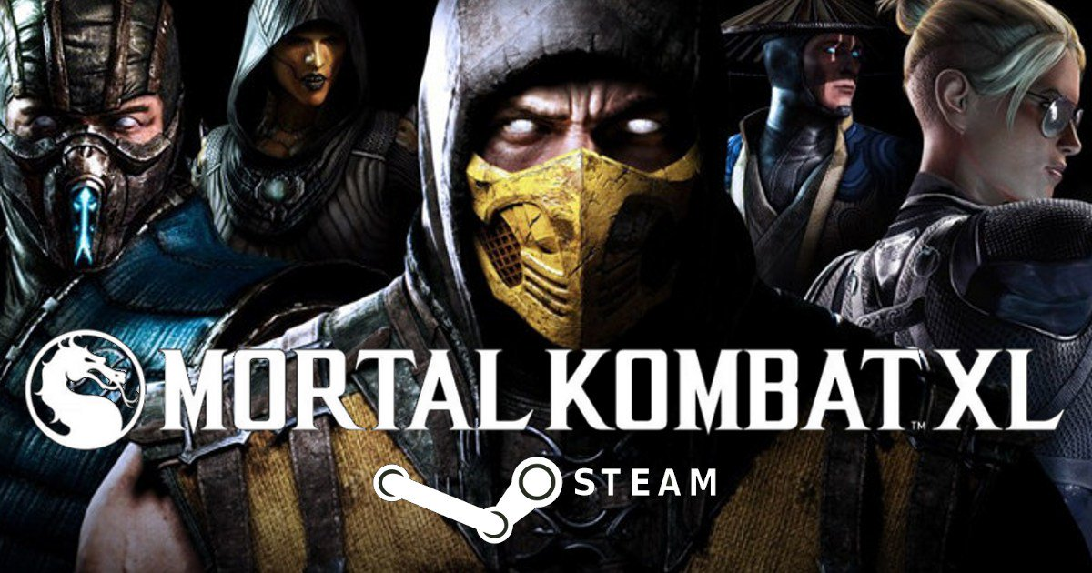 Mortal Kombat XL Coming To Steam Cosmic Book News