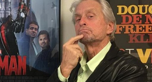 Ant Man And The Wasp Michael Douglas Paul