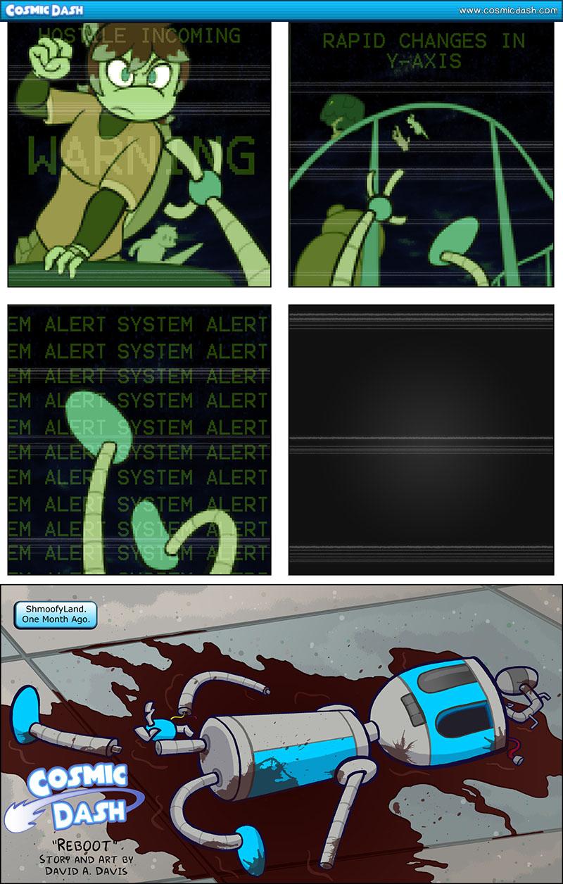 Reboot: Pg 1