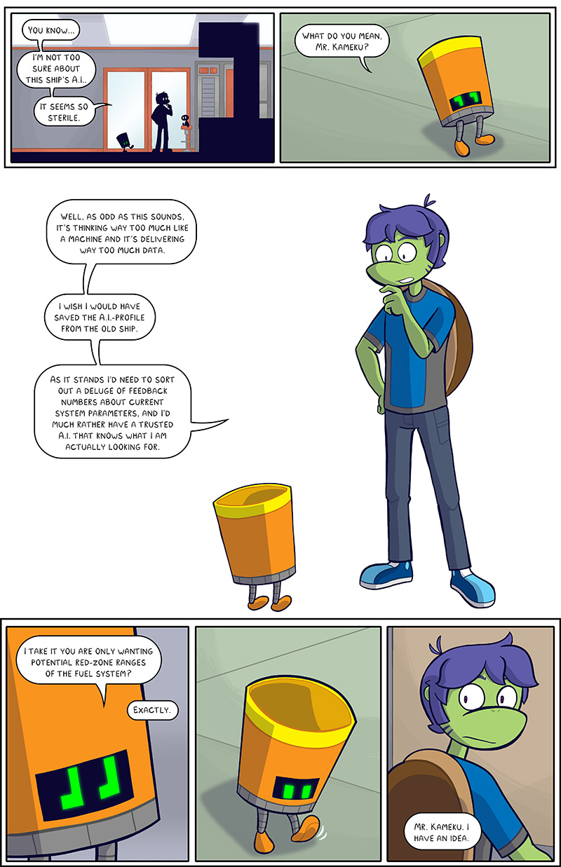 Episode 2: Pg 13