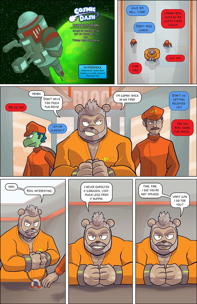Rehabilitation: Pg 1