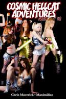 Cosmic Hellcats Anthology #2