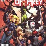 Birds of Prey #1, DC Comics