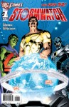 Stormwatch #1, DC Comics