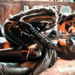 Catwoman and Batman Getting it On, Batman Returns, Warner Brothers