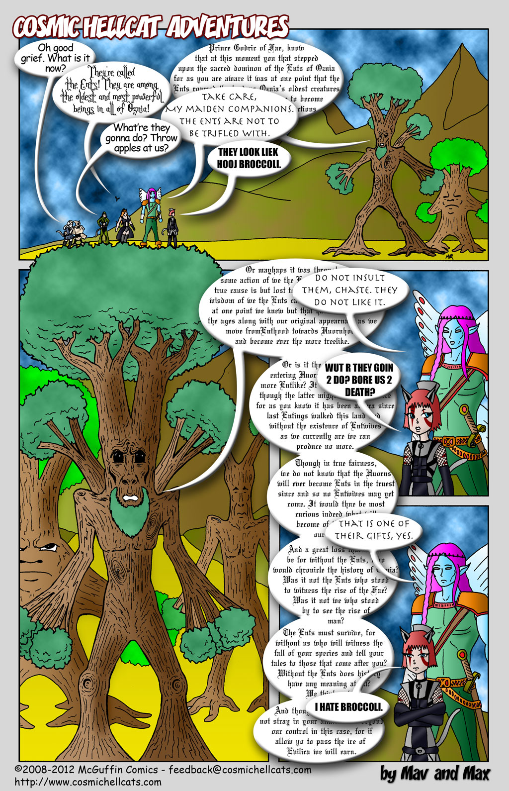 On the History of Oznia…