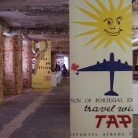 Visita à exposição da TAP no MUDE