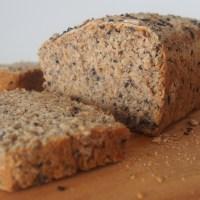 Pão com Sementes