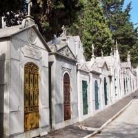 Cemitério dos Prazeres, um museu a céu aberto