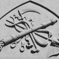 Simbologia no Cemitério dos Prazeres