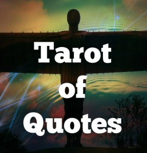 tarot of quotes