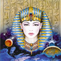 Egypt CD Greeting Card