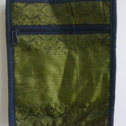 Sari Passport Bag Leaf