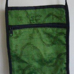 Sari Passport Bag Moss