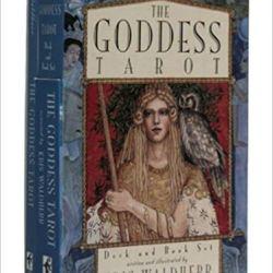 goddess tarot kris waldherr