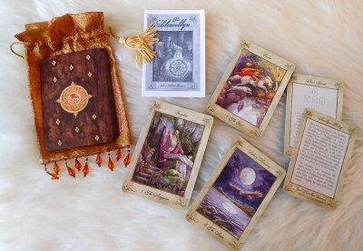 llewellyn tarot major arcana special edition